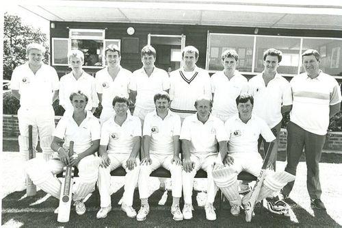 Hambledon 1st XI 1988