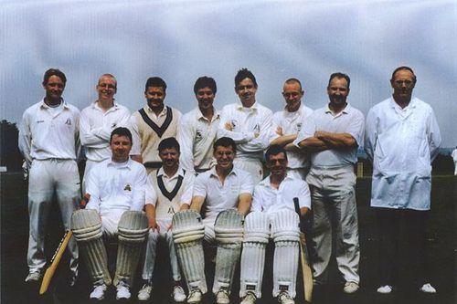 Hambledon 2nd XI 1999