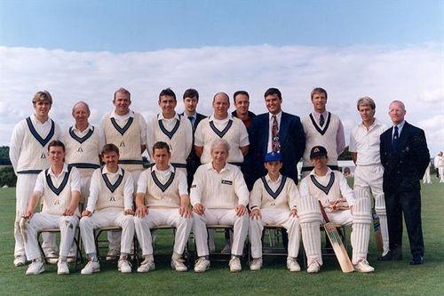 Hambledon v All England XI in 1994