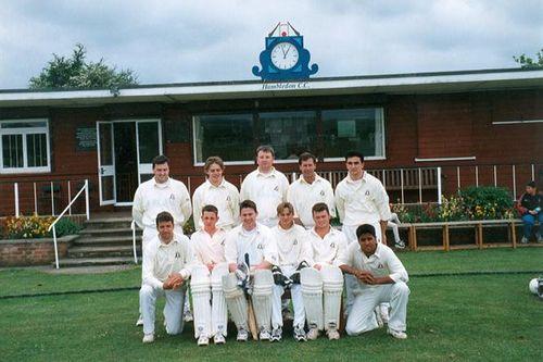 Hambledon 1st XI 1999