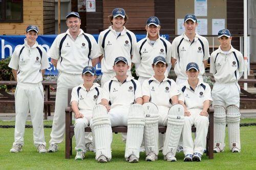 Hambledon 1st XI 2008