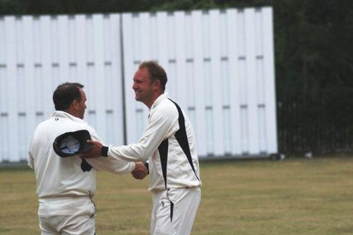 Pleased and relieved skipper James Scutt